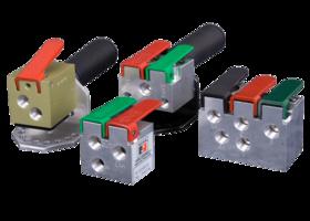 Manual Pendant Valves - Control Series