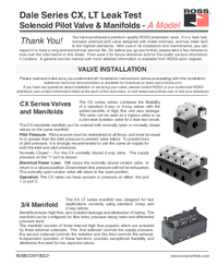 Thumb ross dale series lt valves a model installation instructions ss051 a model 1499280201