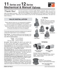 Thumb ross 11 12 series mechanical and manual valves installation instructions ss105 1496422791