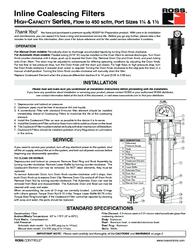 Thumb ross filter inline coalescing high capacity 450 scfm ss f018 1518530926 1518530937