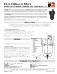 Thumb ross filter inline coalescing high capacity 465 scfm ss f019 1518531038 1518531048