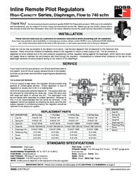Thumb ross regulator inline remote pilot high capacity d 740scfm ss r017 1518541231 1518541249
