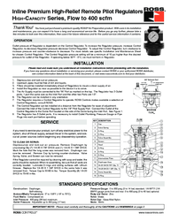 Thumb ross regulator inline remote prem high relief pilot high capacity 400scfm ss r019 1518541274 1518541284
