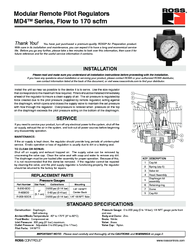 Thumb ross regulator modular remote pilot md4 series ss r016 1518542318 1518542327